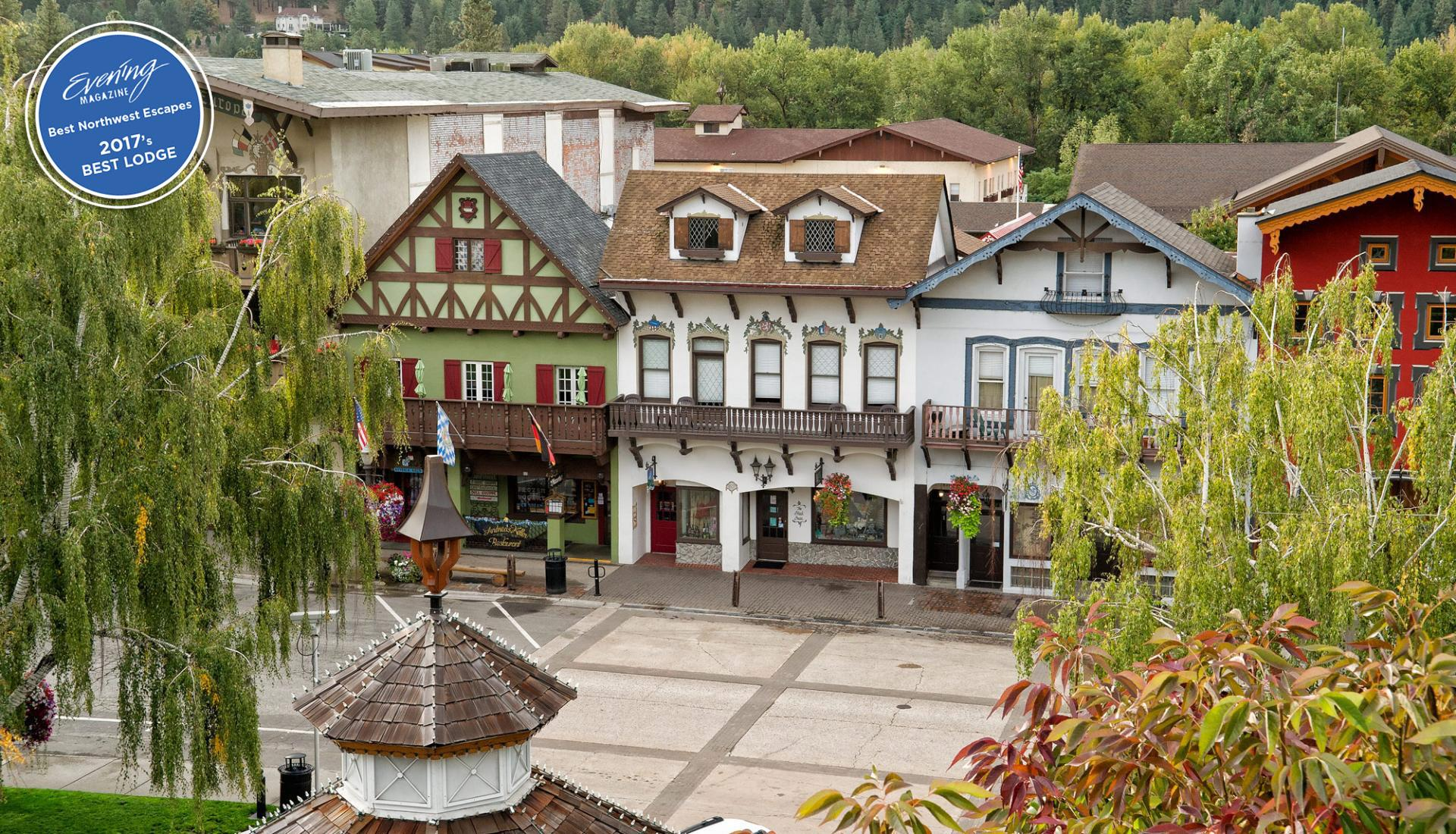 Bavarian Lodge Leavenworth Washington