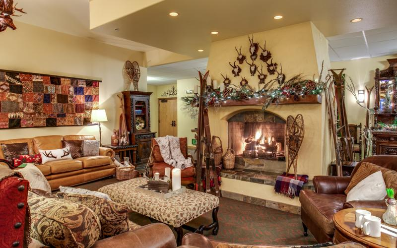 There are many amenities at the Bavarian Lodge in Leavenworth Washington