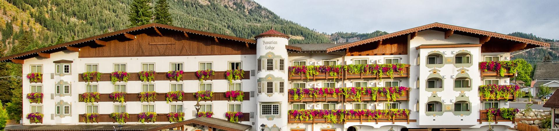 Bavarian Lodge in Leavenworth Washington